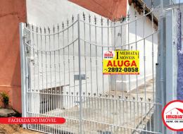 Imediata Imóveis- Administradora de Bens - CASA TÉRREA - VILA AMÁLIA (ZONA NORTE)